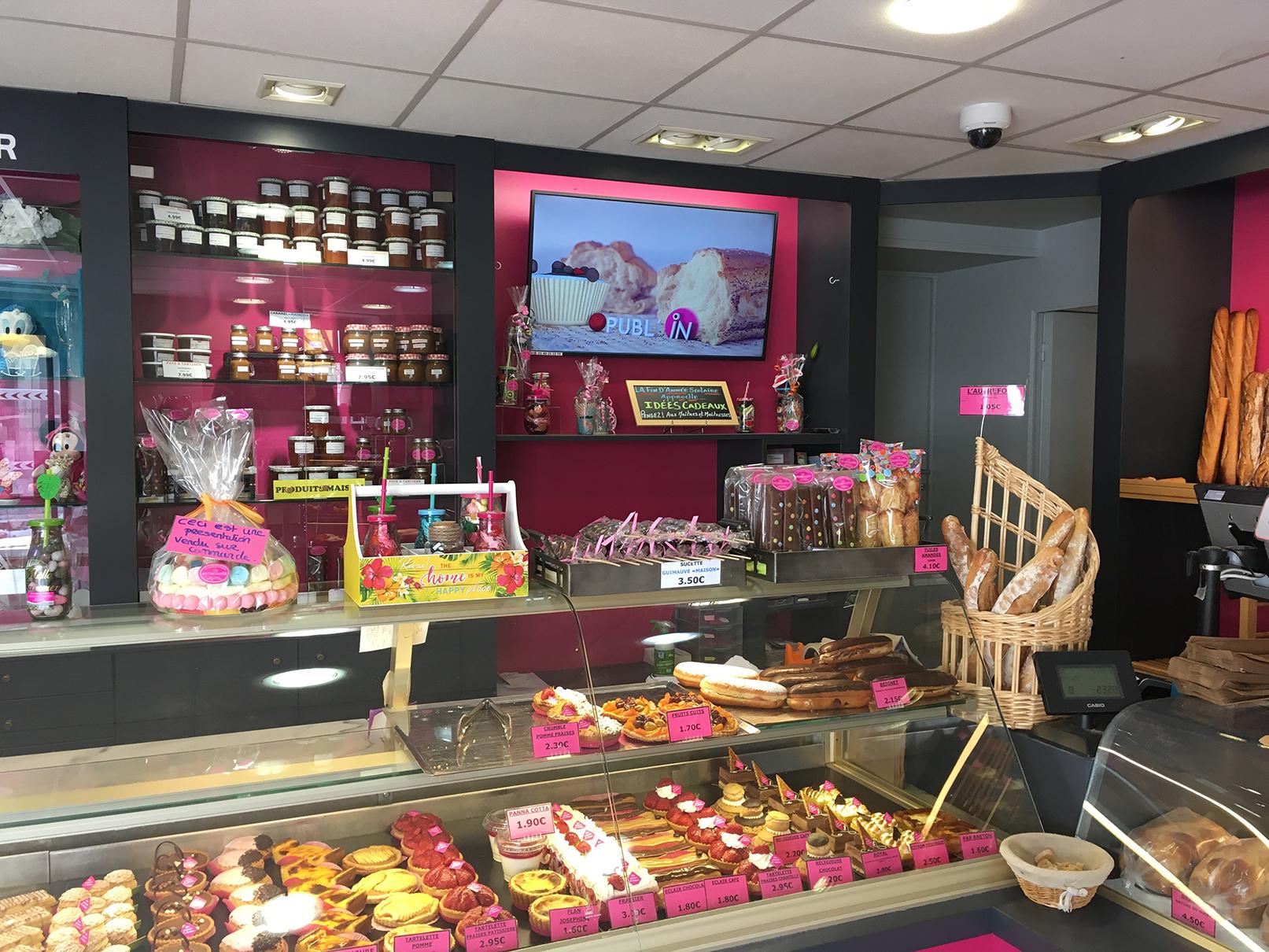 Publ'in - Boulangerie Saveurs d'antan
