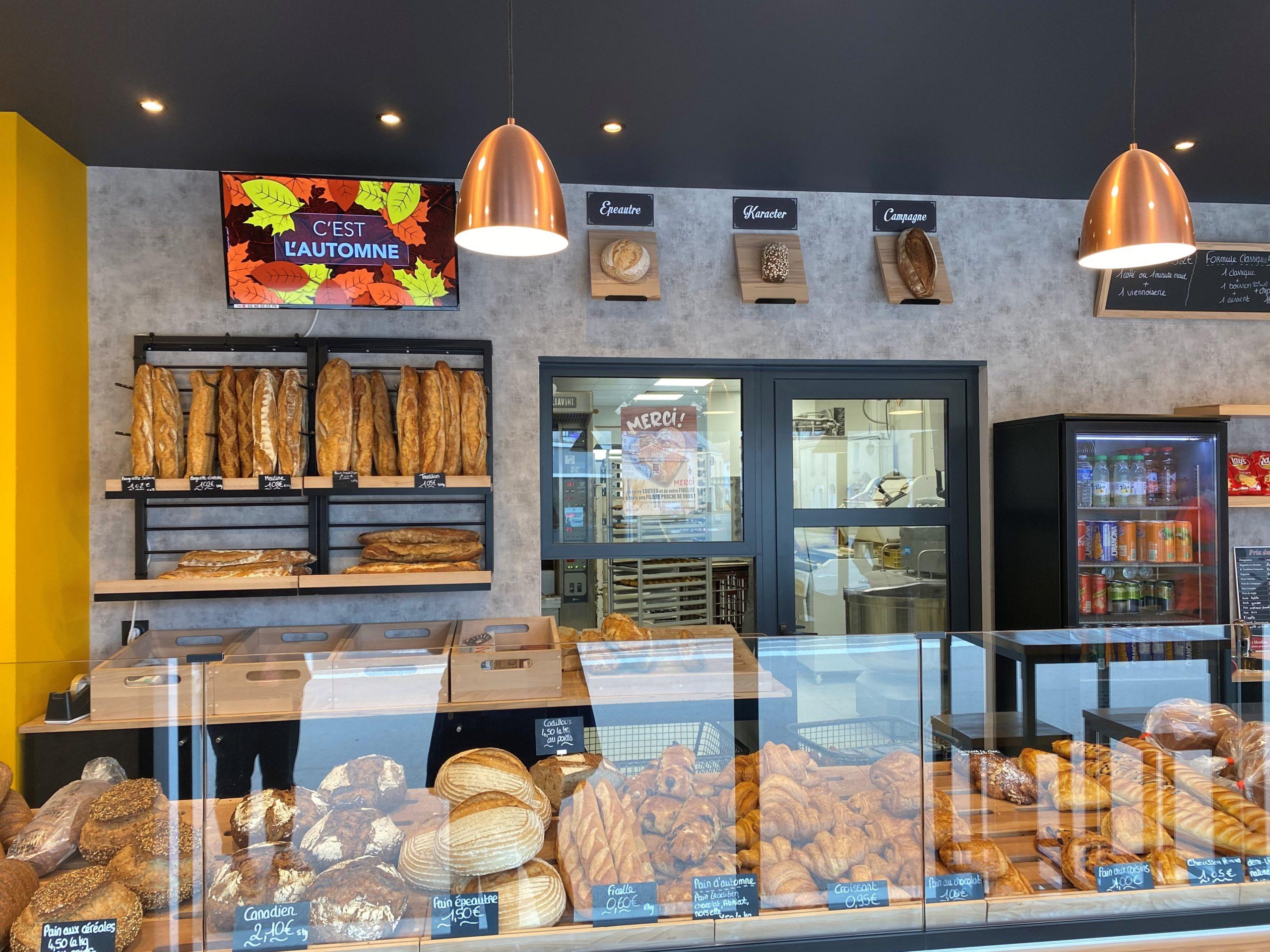 Boulangerie Rouxel à Chauvé (44)