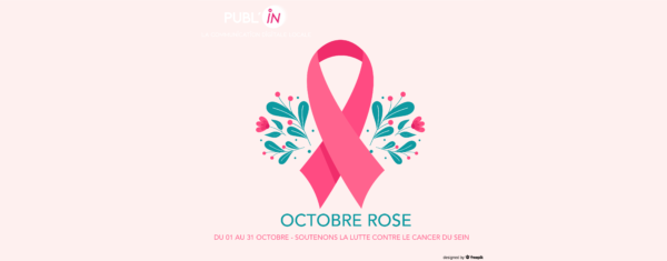 OCTOBRE ROSE EN SOUTIEN A LA LIGUE CONTRE LE CANCER DU SEIN