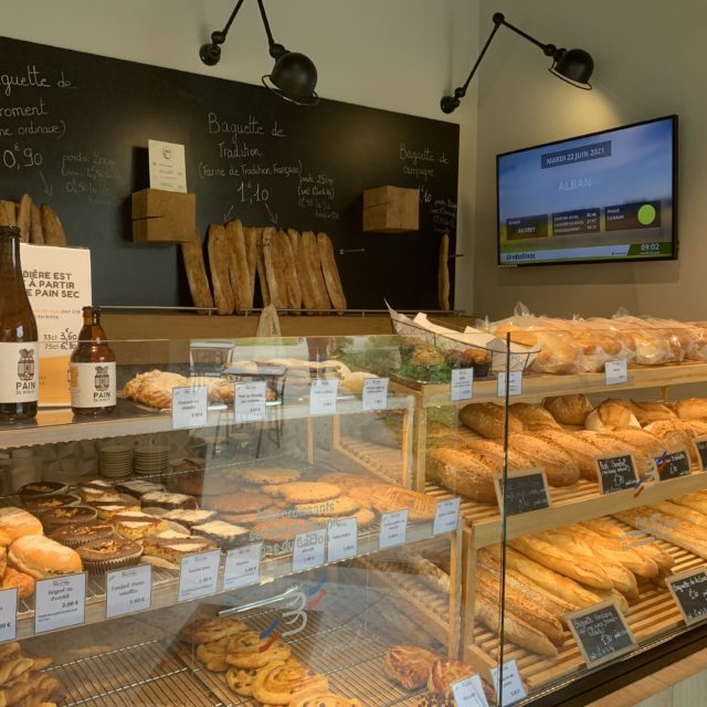Boulangerie La Cave à Pains (44)